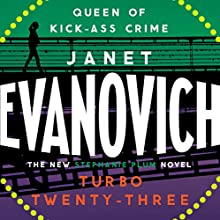 Turbo Twenty-Three Audiobook by Janet Evanovich Narrated by Lorelei King