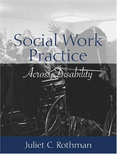 Social Work Practice Across Disability