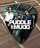 Puddle Of Mudd Premium Guitar Pick x 5 Medium