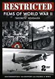 Restricted Films of Wwii [DVD] [Region 1] [US Import] [NTSC]
