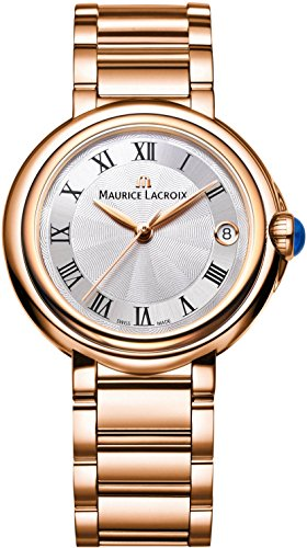 Maurice Lacroix Fiaba Round FA1004-PVP06-110-1 Reloj de Pulsera para mujeres muy elegante