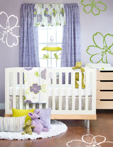 Sweet Potato Crib Bedding Set, Lulu, 3 Piece front-68796