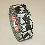 Jaybird And Mais 299 Hockey Tape: 1 In. X 60 Ft. (Jolly Roger)