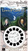 View-Master 3D 3-Reel Card Lewis   Clark Set 3