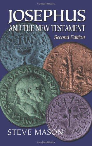 Josephus and New Testament (Recent Releases)