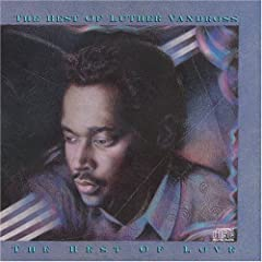 Luther Vandross The Best Of Luther Vandross... The Best  lyrics