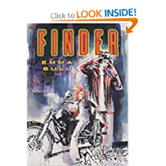 Finder: A Novel of the Borderlands by Emma Bull