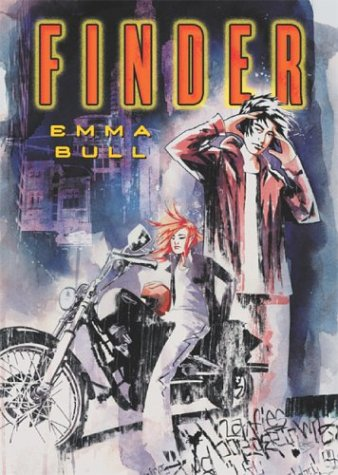Finder: A Novel of the Borderlands: Emma Bull: 9780765347770: Amazon.com: Books