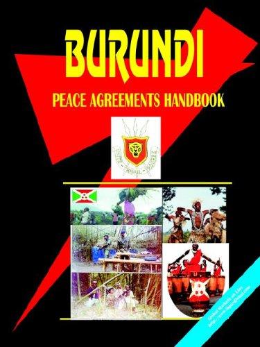Burundi Peace Agreements Handbook (World Business,