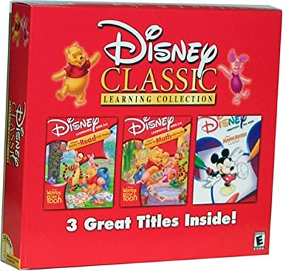 Disney Learning Collection - PC/Mac