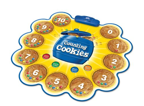 Learning Resources Counting Cookies Electronic Play Mat