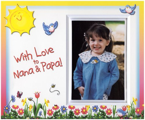 With Love to Nana & Papa! - Picture Frame Gift - 1