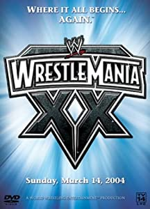 Wwe: Wrestlemania XX 2004 [DVD] [Region 1] [US Import] [NTSC]