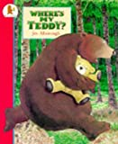 Jez Alborough Where's My Teddy? (Big Books Series)