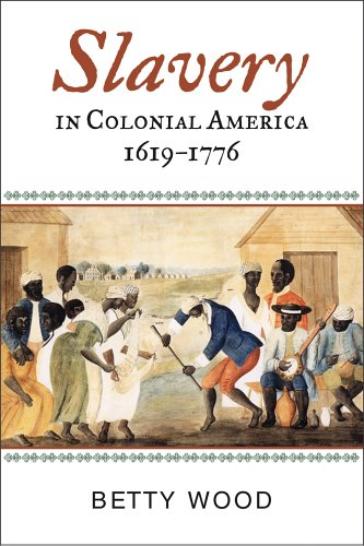 Slavery in Colonial America, 1619-1776 (The African American History Series)