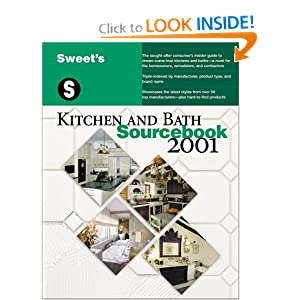 2001 bath kitchen sourcebook sweet