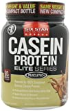 Six Star Pro Nutrition PS Casein Protein, Triple Chocolate, 1.5 Pounds