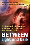img - for Between Light and Dark: A Journal of Poems, A Book of Stories, Slices of Life. book / textbook / text book
