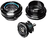 Cane Creek 10-Series External Cup Complete for 34mm Head-Tube (1-1/8-Inch Straight Steerer), Black