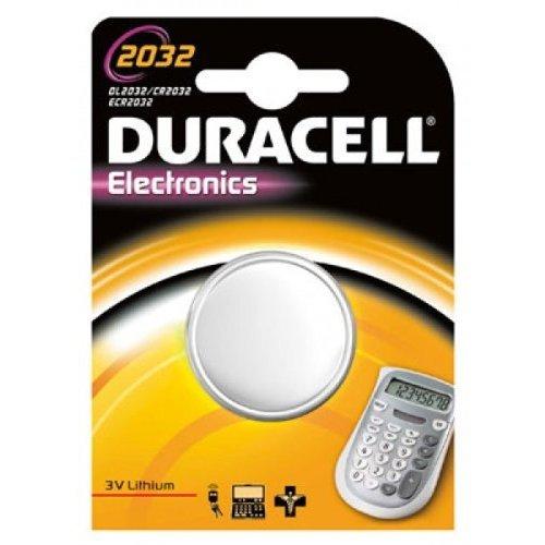 2 x Duracell-pile cR 2032 lithium cR2032 3 v