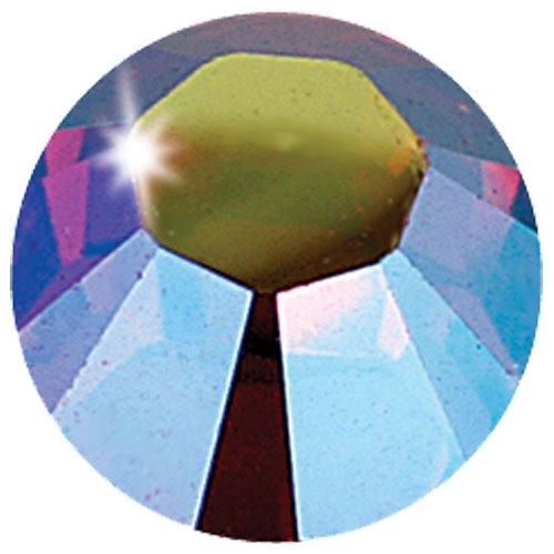 Swarovski HotFix Crystals~7mm Light Siam AB~by the Gross