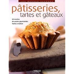 Pâtisseries, tartes et gâteaux