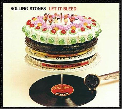 The Rolling Stones - Let It Bleed [vinyl] - Zortam Music