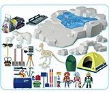 PLAYMOBIL® 3184 - Dinosaurier - Skelettfundstätte im Eis