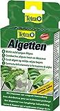 Tetra 770379 Algetten, zur Vorbeugung und Langzeitbekämpfung von Algen im Aquarium, 12 Tabletten