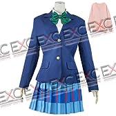 ラブライブ! 矢澤にこ(やざわにこ) 制服 風 コスプレ衣装・女性Sサイズ