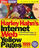 img - for Harley Hahn's Internet & Web Yellow Pages, 1999 Edition book / textbook / text book