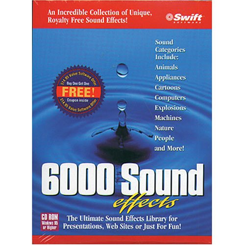 COSMI 6000 Sound Effects