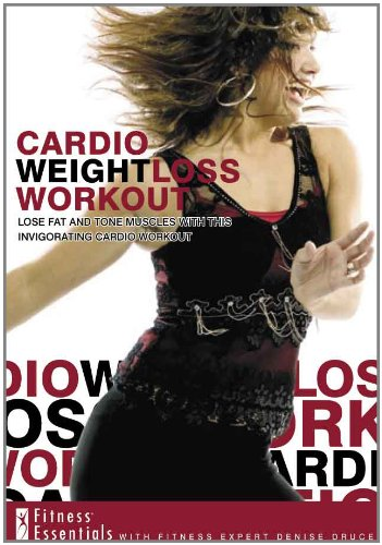 Fitness Essentials Cardio Weightloss Workout DVD