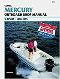 img - for Mercury Outboard Shop Manual: 3-275 Hp : 1990-1993 book / textbook / text book