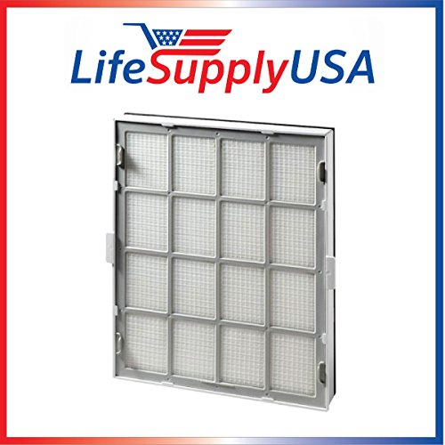 True HEPA Replacement Filter Designed To Fit Winix Ultimate 119110 Size 21 and WAC9500 by Vacuum Savings
