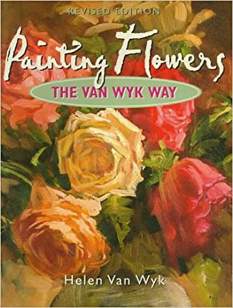 Painting Flowers the Van Wyk Way
