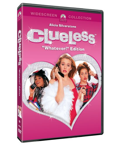 Cover art for  Clueless (Whatever! Edition)
