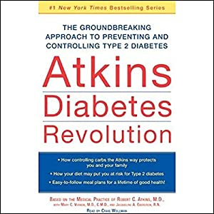 Atkins Diabetes Revolution Audiobook
