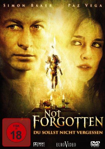 Not Forgotten - Du sollst nicht vergessen