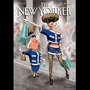 The New Yorker, September 10th 2012 (Alexander Hemann, Ryan Lizza, Ariel Levy) Periodical