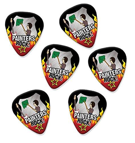 painter-painters-rock-6-x-guitar-picks-plectrums-r1