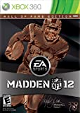 Games: Madden NFL 12 Hall of Fame Edition