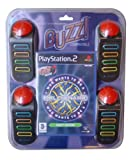 echange, troc Who Wants To Be A Millionaire Party Edition (includes Buzz! Buzzers) (PS2) [import anglais]