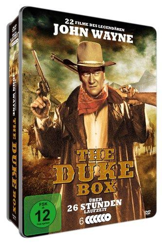 The Duke Box - 22 Filme des legendären John Wayne [6 DVDs]