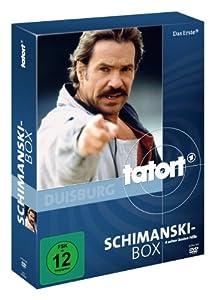 Tatort: Schimanski-Box ( Das Mädchen auf der Treppe / Kuscheltiere / Moltke / Der Fall Schimanski ) [4 DVDs]