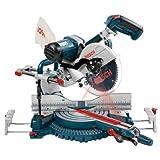 Bosch 4410L 15-Amp 10-Inch Dual Bevel Sliding Compound Miter Saw ~ Bosch