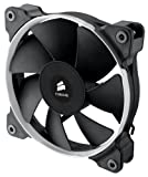 Corsair CO-9050012-WW - Air Series SP120 Quiet Edition High Static Pressure 120mm Dual Fans with Customizable Three Colored Rings