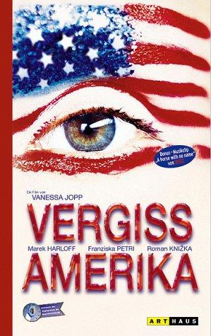 Vergiss Amerika [VHS]