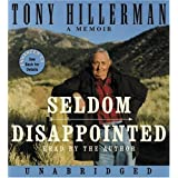Seldom Disappointed CDpar Tony Hillerman