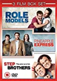 Role Models/Step Brothers/Pineapple Express [DVD]